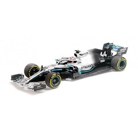 Mercedes F1 W10 Lewis Hamilton GP des Etats Unis 2019
