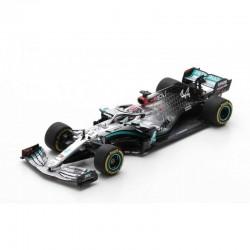 Mercedes F1 W11 Lewis Hamilton Barcelona Test 2020