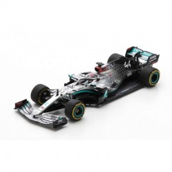 Mercedes F1 W11 Lewis Hamilton Test Barcelona 2020