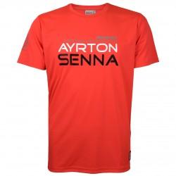 T-Shirt Ayrton Senna McLaren