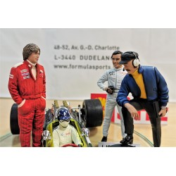 Figurine James HUNT