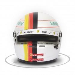 2020 Sebastian VETTEL 1/2 scale mini helmet