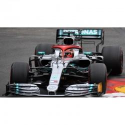 Mercedes F1 W10L.Hamilton winner 2019 Monaco GP