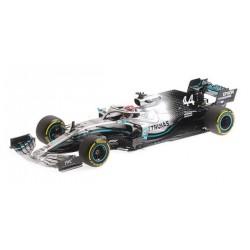 Mercedes F1 W10 L.Hamilton winner Chinese GP 2019
