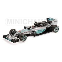 Mercedes F1 W06 L. Hamilton Winner Australian GP 2015