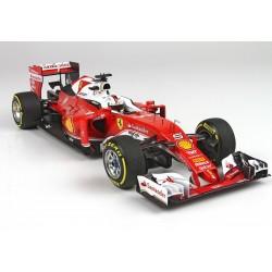 Ferrari SF16-H  Sebastian VETTEL Australian GP 2016