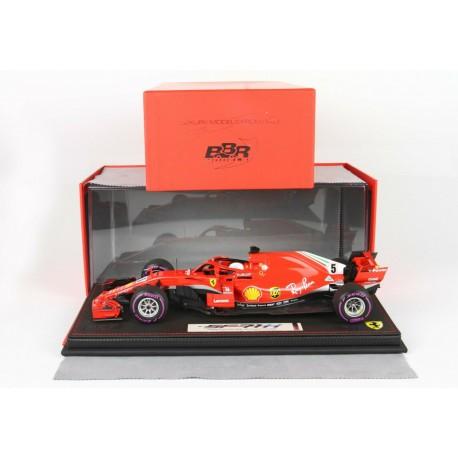 Ferrari SF71-H S.Vettel winner Canada GP 2018