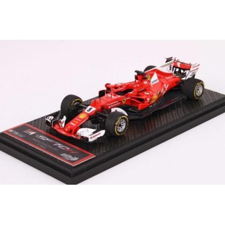 Ferrari SF70-H S. Vettel Belgium GP 2017