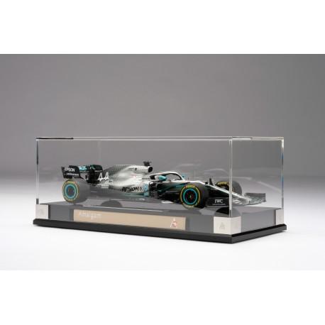 Mercedes F1 W10 Lewis Hamilton