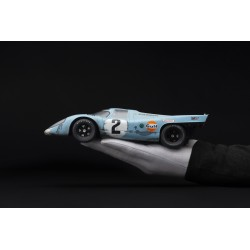 Porsche 917K Winner Daytona 1970 race weathered