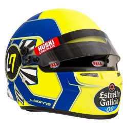 2020 Lando Norris 1/2 scale mini helmet