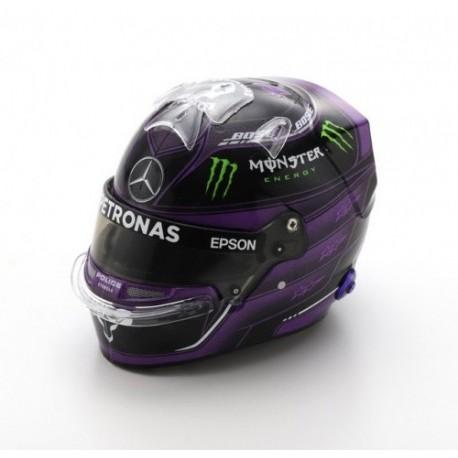2020 Lewis Hamilton 1/5 scale mini helmet