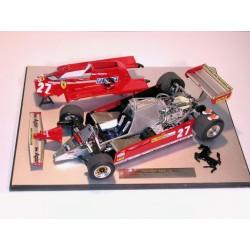 Ferrari 126CK G.Villeneuve 1981 Monaco GP