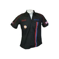 "Black ""Stripe"" Shirt"