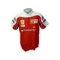 2010 FERRARI Team Shirt