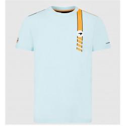 T-Shirt McLaren GULF Racing Stripe