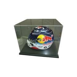 Plexi case for helmets