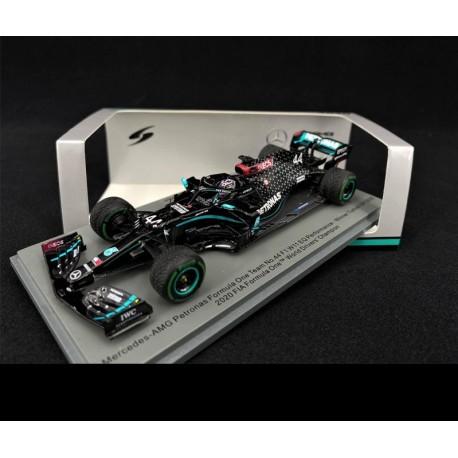 Mercedes F1 W11 Lewis Hamilton winner Turkish GP 2020