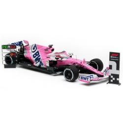 Racing Point RP20 Sergio Perez, vainqueur du GP de Sakhir 2020