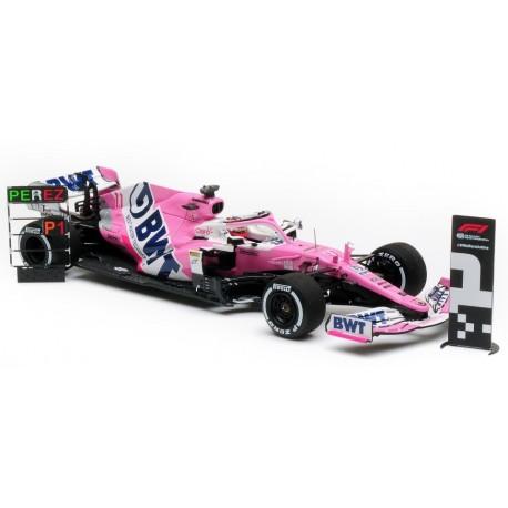Racing Point RP20 Sergio Perez Winner Sakhir GP 2020