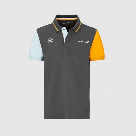 McLaren GULF Block Polo