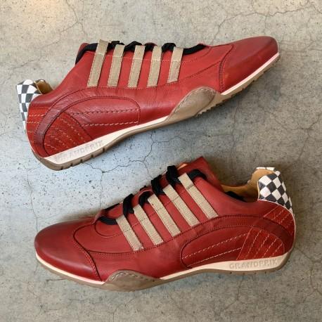 GPO Racing Sneaker corsa rosso