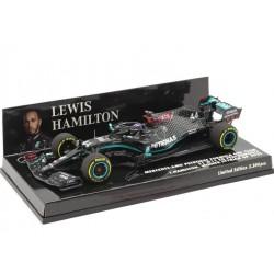 Mercedes F1 W11 Lewis Hamilton winner Styrian GP 2020