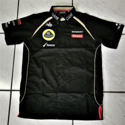 2012 Lotus F1 Team Shirt