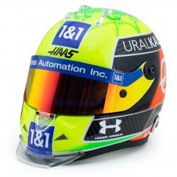 2021 Mick Schumacher half scale mini helmet