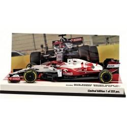 Alfa Romeo C41 Kimi Räikkönen GP du Bahrain 2021