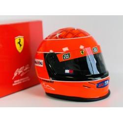 2000 Michael SCHUMACHER / FERRARI 1/2 scale mini helmet