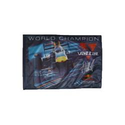 Drapeau Vettel World Champion