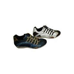 GPO Sneakers beige ou bleu indigo