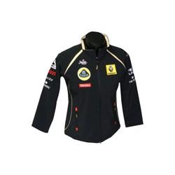 Ladie's Race Team Lotus Softshell jacket