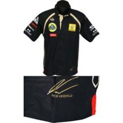 Nick HEIDFELD's personal Team Shirt