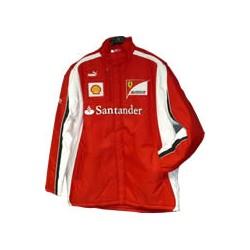 2011 FERRARI winter Jacket