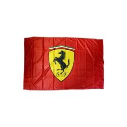 Drapeau Ferrari