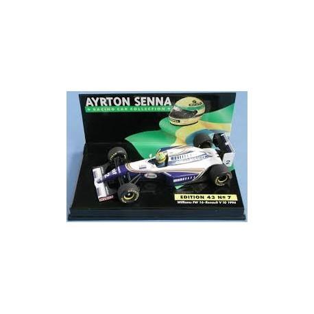 Williams FW16-Renault V10 Ayrton Senna