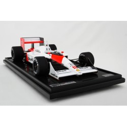 McLaren MP4/4 at 1/8th scale as raced at the 1988 Japanese GP