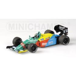 Benetton Ford B188  Boutsen + Nannini 1988