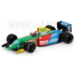 Benetton Ford B190 Nelson PIQUET 1990