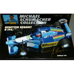 Benetton Renault B194/B195 M.Schumacher Showcar 1995