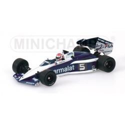 Brabham BMW BT52B Nelson Piquet 1983