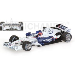 "BMW Sauber F1.06 R.Kubica ""Thanks Michael"" 2006"