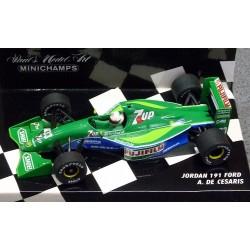 Jordan 191 Ford A.De Cesaris  1991