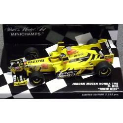 """Jordan Mugen Honda 198 """"Tower Wing"""" D.Hill"""