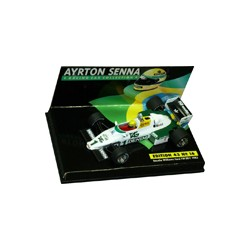 Saudia Williams Ford FW08C 1983  1/43  (no.16)