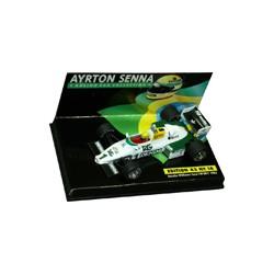 Williams Ford FW08C Ayrton Senna Test 1983