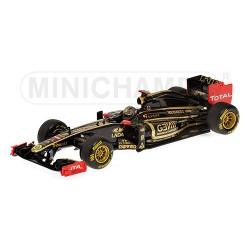 Lotus Renault GP R31 N.Heidfeld Malaysian GP Podium