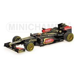 Lotus-Renault E21 Räikkönen/Grosjean 2013